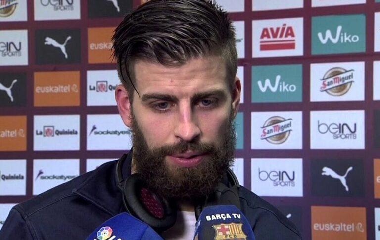 """SuperLega, Piqué: """"Vogliamo questo per il calcio? Vogliamo che squadre come il Napoli spariscano?"""""""