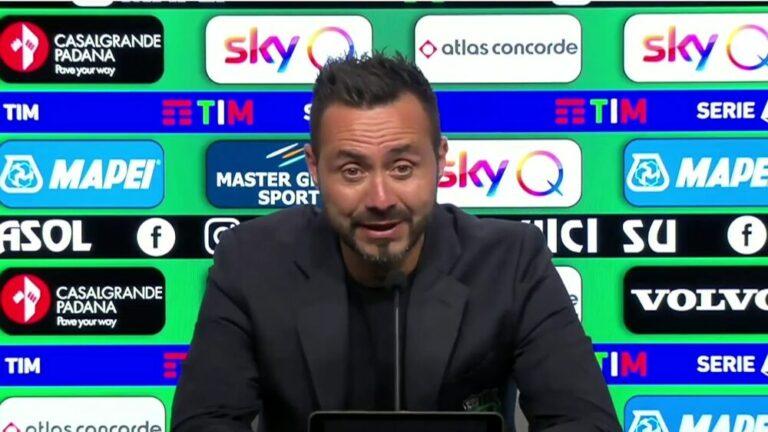 """SuperLega, l'ex Napoli De Zerbi: """"Forse non allenerò mai una big, ma ho difeso il calcio"""""""