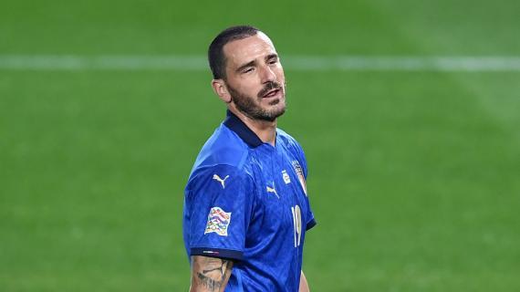TOP NEWS ore 17 - Juve, Bonucci è positivo al Covid-19. Buone notizie per Milan e Napoli