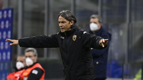 """Benevento, Inzaghi: """"Siamo sempre stati in partita. Io e la squadra crediamo nella salvezza"""""""