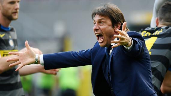 """Conte: """"L'Inter onorerà il campionato fino alla fine. Contro la Roma sfide sempre equilibrate"""""""
