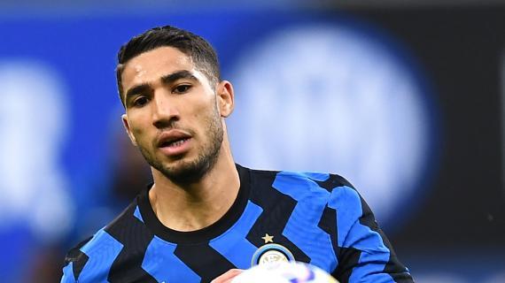 """Hakimi: """"Mi sarebbe piaciuto restare al Real, ma il club dovette cedermi. Scudetto importante"""""""