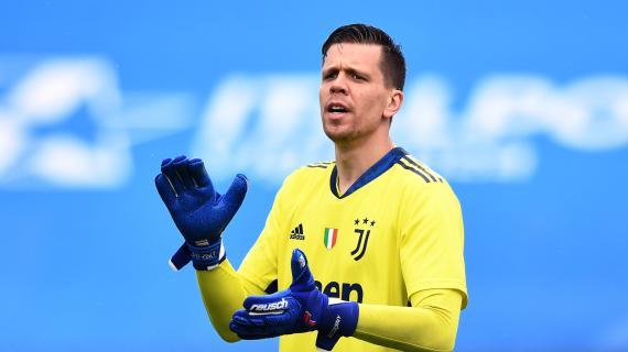 Juve-Milan -1: il paradosso di Szczesny, titolare indiscusso e sul mercato