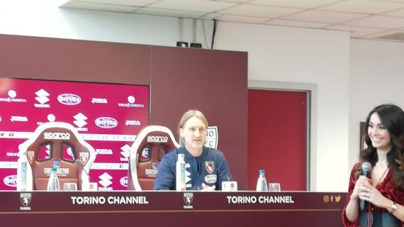 LIVE NC24 - Torino, la conferenza stampa di Nicola