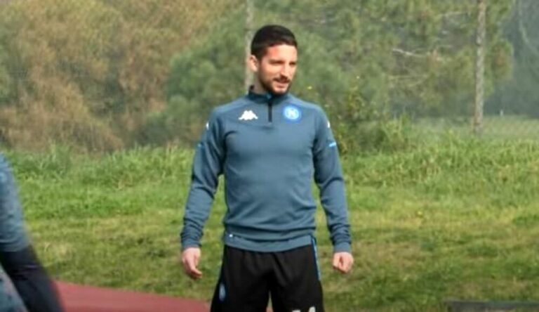 Napoli-Udinese, Gattuso recupera Mertens e convoca quattro Primavera