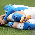 Napoli, nuovo infortunio per Mertens: le condizioni del belga