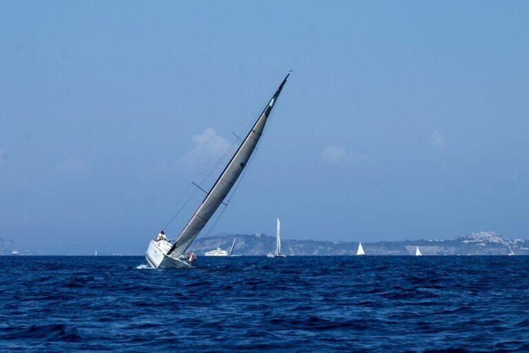 Riparte da Ischia la vela d'altura