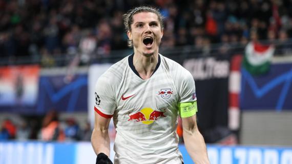 Sabitzer il grande obiettivo di Mourinho: l'austriaco del Lipsia tra i primi nomi per l'estate