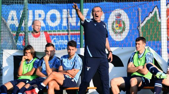 Lazio, oggi amichevole a Twente: Sarri vuole risposte. E aspetta novità dal mercato...