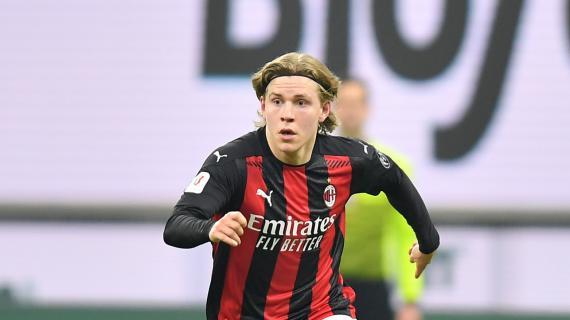 Milan, domani le visite di Hauge con l'Eintracht Francoforte. Addio dopo un anno