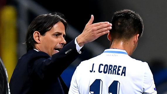 Tutti aspettano la cessione di Correa: il paradosso del mercato della Lazio