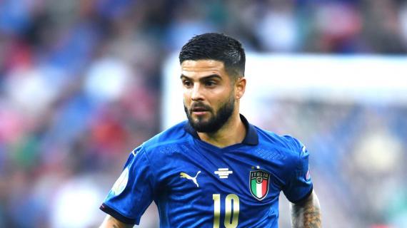 TOP NEWS ore 24 - L'Inter su Insigne. Juventus-Sassuolo, venerdì incontro Locatelli