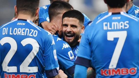 Napoli, risposta da squadra nelle avversità: prima vittoria in 10 e soffrendo più del previsto