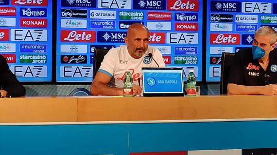 Napoli, per Spalletti prima il Genoa e poi l'attesa per un rinforzo a centrocampo