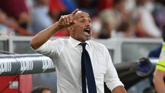 """Napoli, Spalletti: """"Tra le prime 7 noi ci siamo. Petagna? Può partire, il timore è che si stufi"""""""