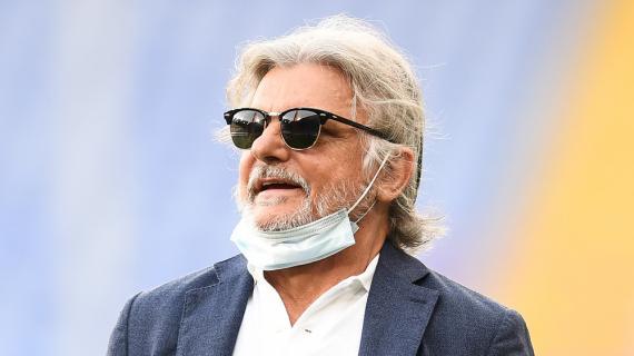 """Samp, Ferrero: """"Petagna? Abbiamo mandato i contratti, non c'è ancora arrivato l'ok del Napoli"""""""