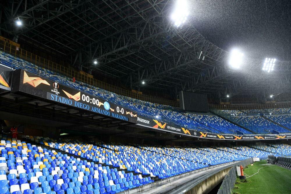 Napoli-Benevento, amichevole allo Stadio Maradona il 6 settembre