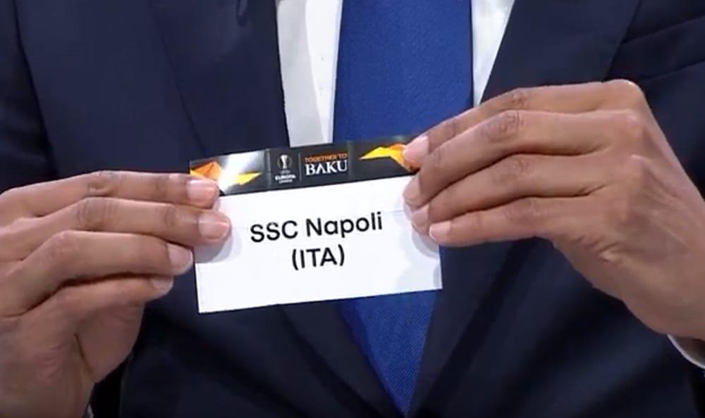 Sorteggio Europa League, le possibili avversarie del Napoli: tante insidie per gli azzurri