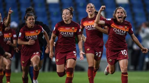 Serie A Femminile, poker vincenti per Roma e Sassuolo: travolte Napoli e Hellas Verona
