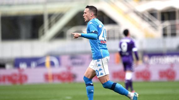 Solo panchina con la Juve per essere al top a Leicester: il piano del Napoli per Zielinski