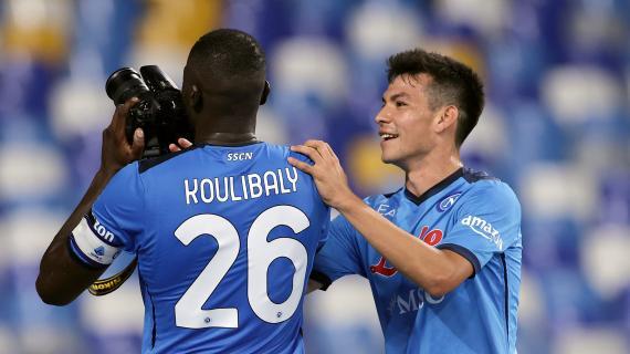 Serie A, la classifica prima delle gare della domenica: Napoli al momento solo in vetta