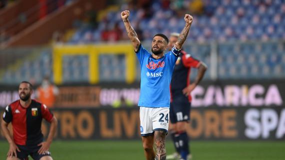 Il magic moment del Napoli riguarda anche Insigne: disgelo per il rinnovo del capitano