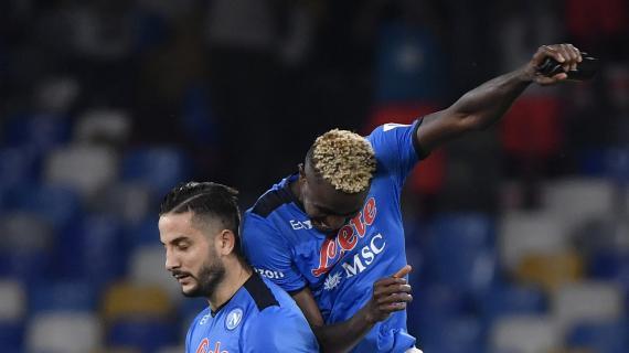 Napoli rassicurato dalla UEFA: Ospina, Osimhen e Rrahmani a disposizione per il Leicester