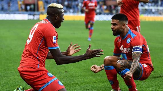 Napoli-Cagliari 2-0, le pagelle: Spalletti vola con Osimhen e Insigne. Mazzarri rinunciatario