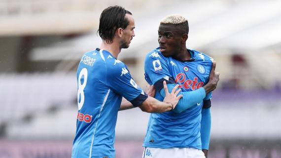 Napoli, tutto facile col Cagliari: Spalletti trova la sesta vittoria di fila ed è in vetta da solo