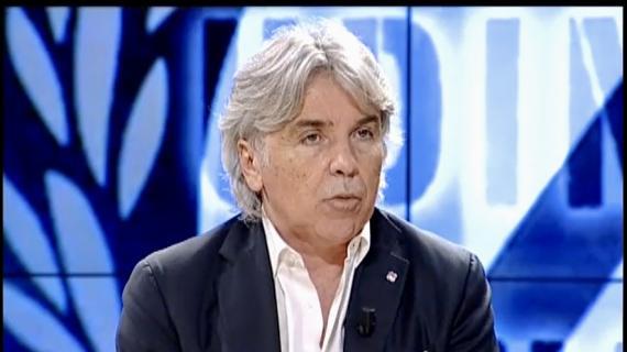 """TMW - Zazzaroni: """"Mi auguro vinca una tra Napoli, Roma e Lazio. Mourinho? Ha ragione"""""""