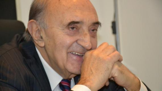 """Ferlaino: """"Maradona sarebbe felice di vedere questo Napoli. È da scudetto"""""""