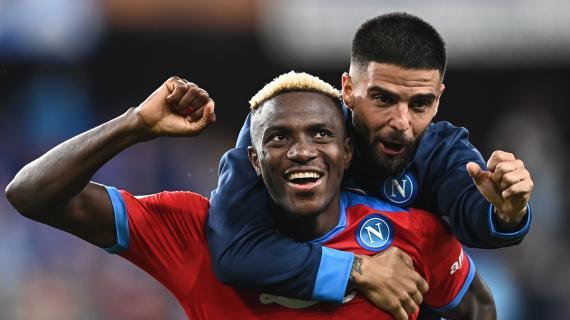 Napoli, per Osimhen è stato un settembre d'oro: 7 gol, come lui solo Benzema