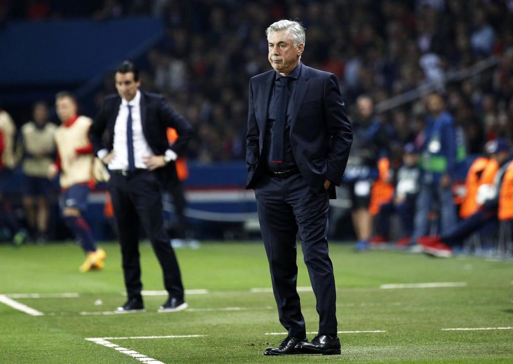 """Ancelotti: """"Al Napoli era arrivato il momento di separarsi"""""""