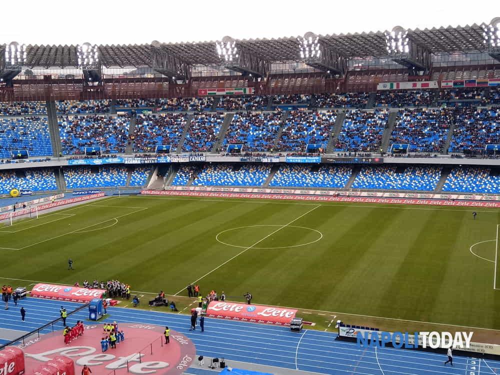 Biglietti Napoli-Juve, riprende la vendita per i soli possessori di voucher e fidelity card