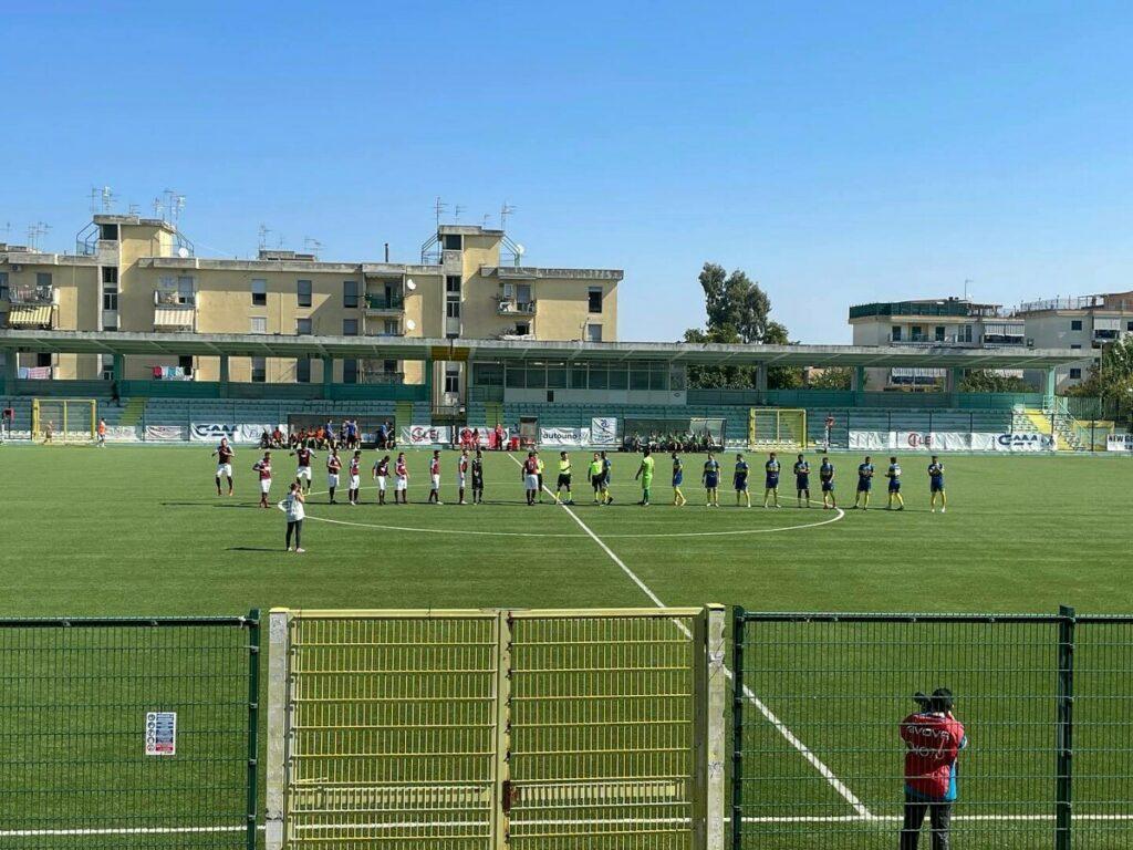 Eccellenza Campania, Girone B - Napoli United-Mondragone 1-0: Sheriff decide il match del Vallefuoco