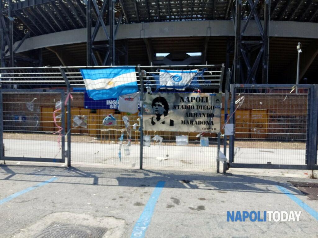 Napoli-Juve, cancelli aperti dalle 14: l'appello del Questore Giuliano ai tifosi