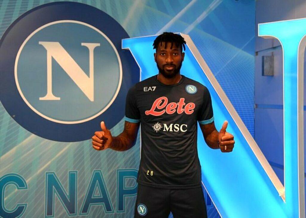 Napoli, primo giorno a Castel Volturno per Anguissa: possibile l'esordio contro la Juve