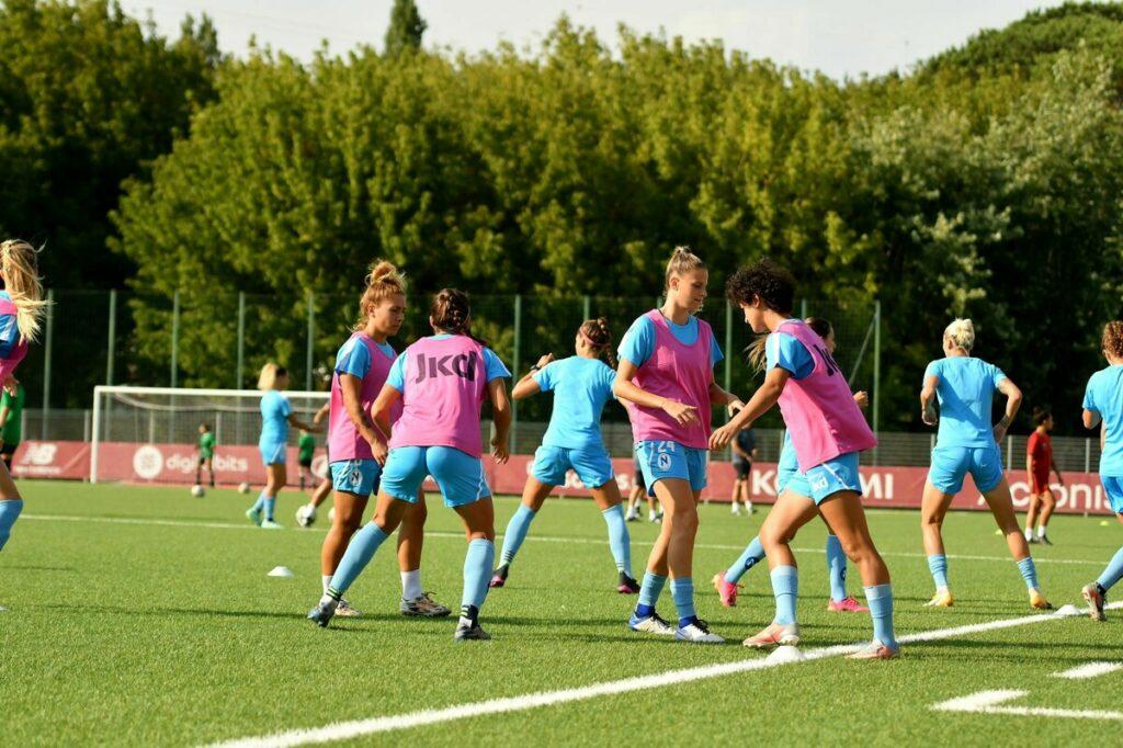 Serie A Femminile, Roma-Napoli 4-1: le giallorosse schiantano la squadra di Pistolesi