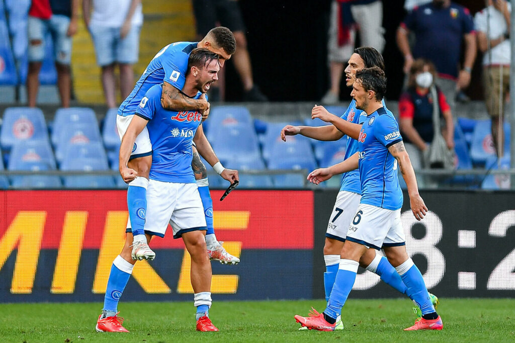 Serie A, gli anticipi e posticipi del Napoli fino a Natale: date ed orari
