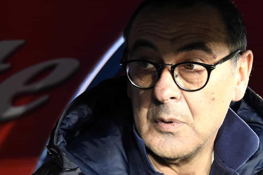 Serie A, l'ex Napoli Sarri squalificato per due turni: le motivazioni