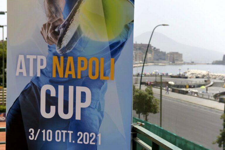 Tennis Napoli Cup 2021, wild card per Berrettini jr