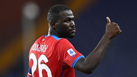 """Napoli ko con lo Spartak, Koulibaly non fa drammi: """"Forza ragazzi! Ci rifaremo"""""""