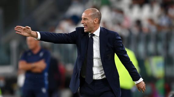 """Juve, con la Roma non sarà come a Napoli. Allegri: """"I sudamericani avranno due giorni"""""""